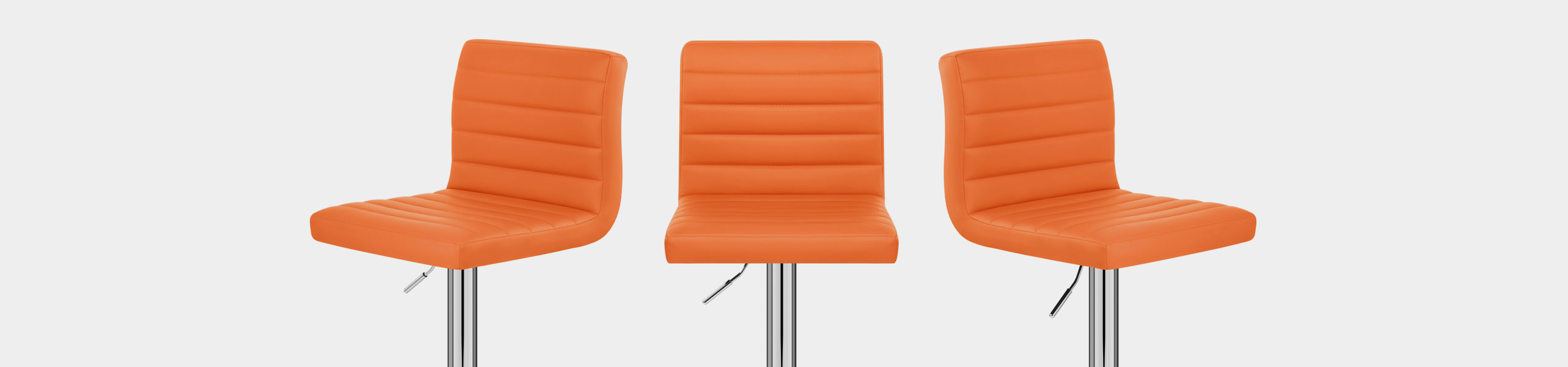 Mint Bar Stool Orange Video Banner