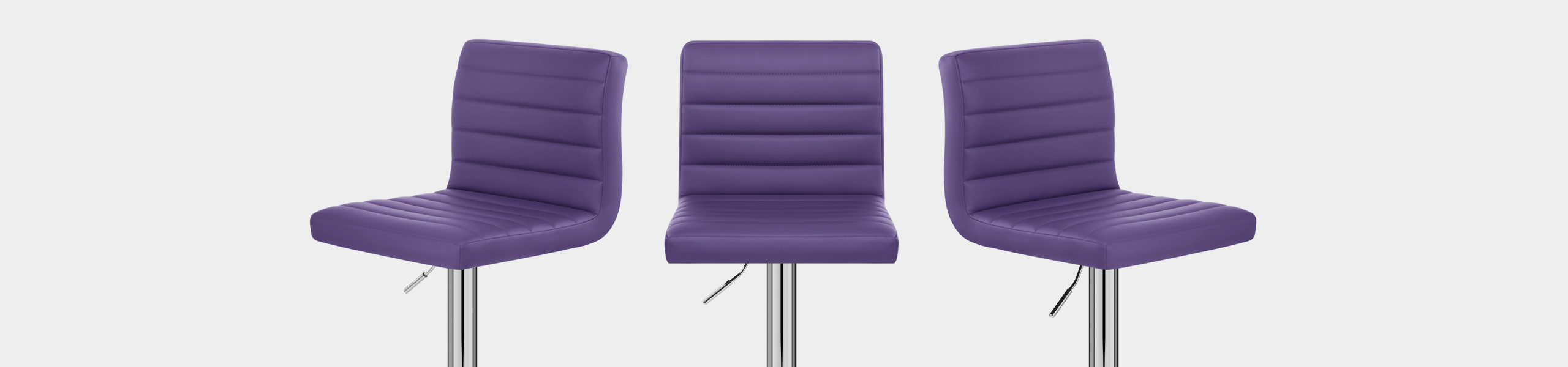 Mint Bar Stool Purple Video Banner