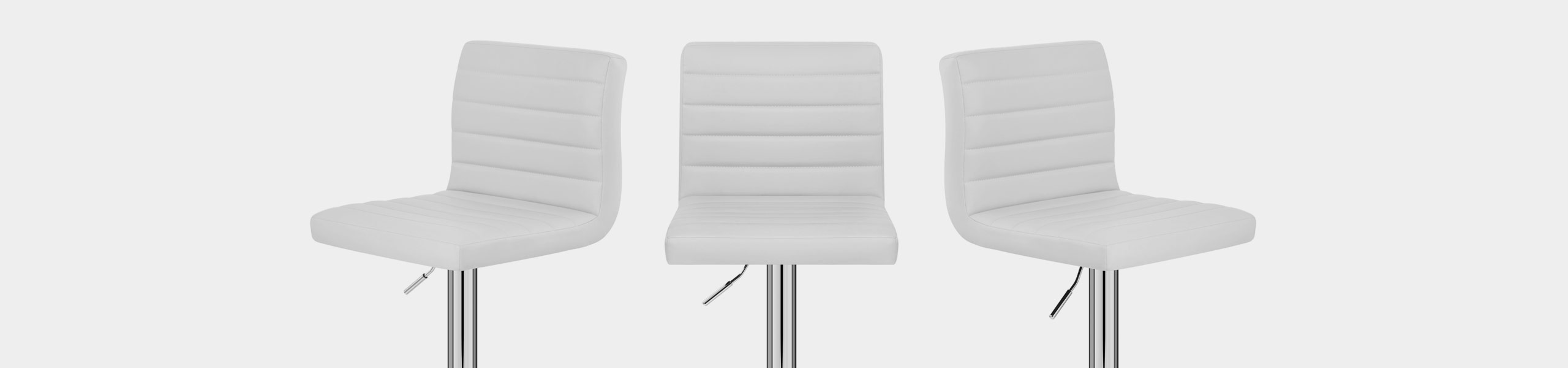 Mint Bar Stool White Video Banner