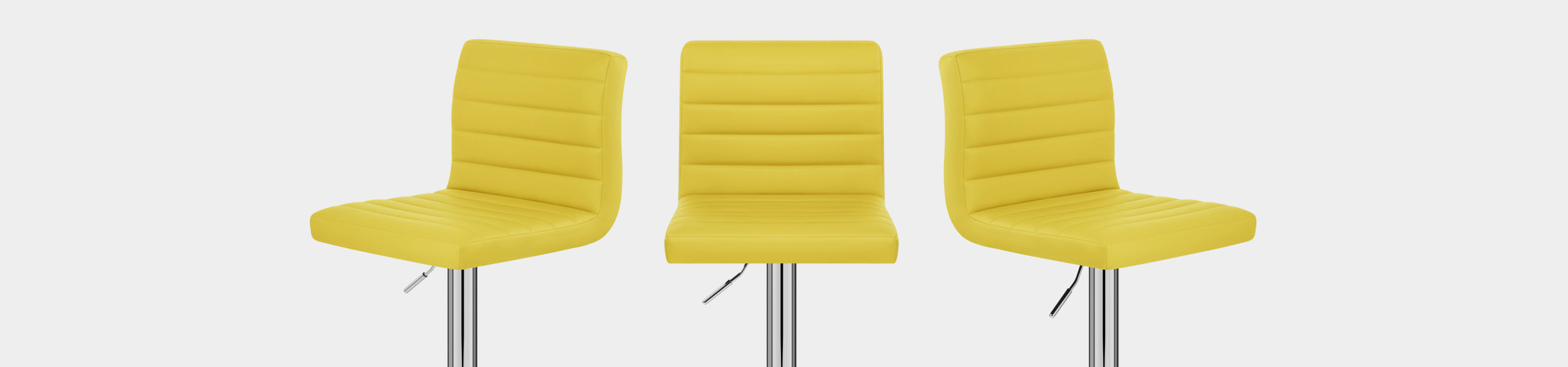 Mint Bar Stool Yellow Video Banner