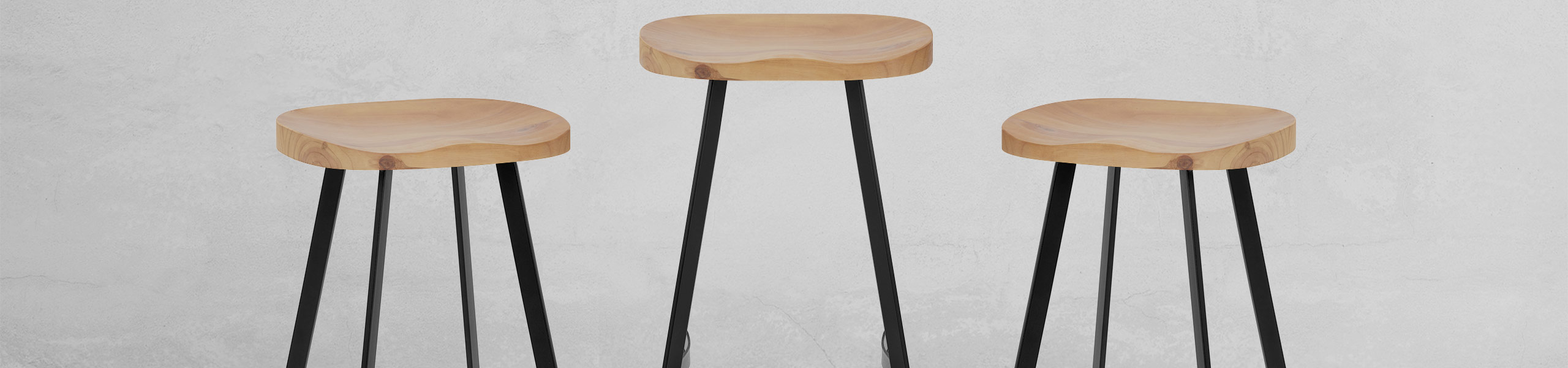 Mulberry Industrial Stool Video Banner