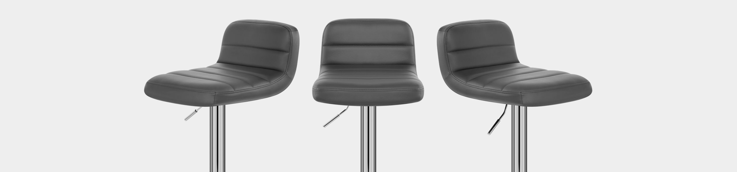 Nexus Bar Stool Grey Video Banner