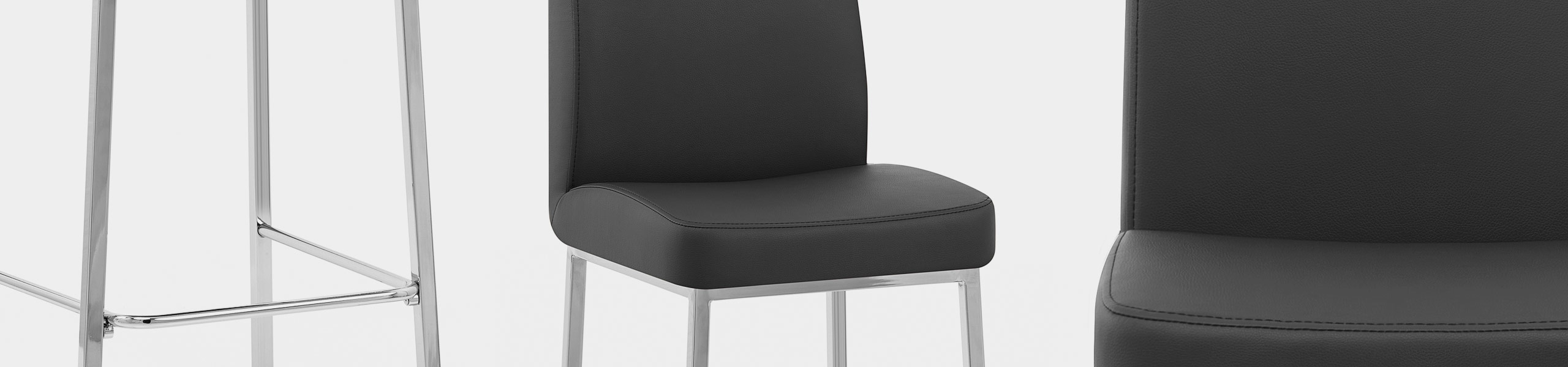 Pacino Stool Black Video Banner