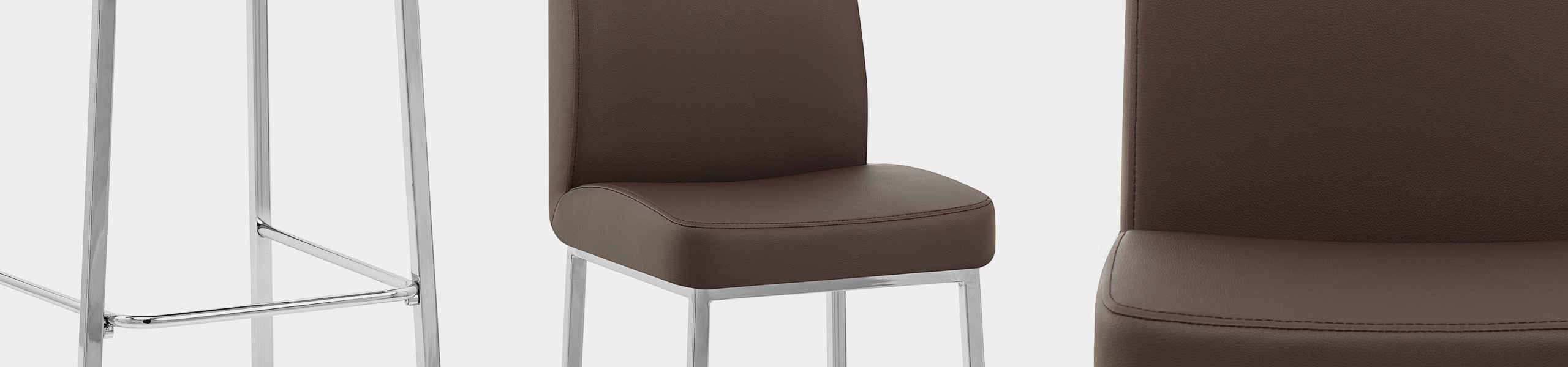 Pacino Stool Brown Video Banner
