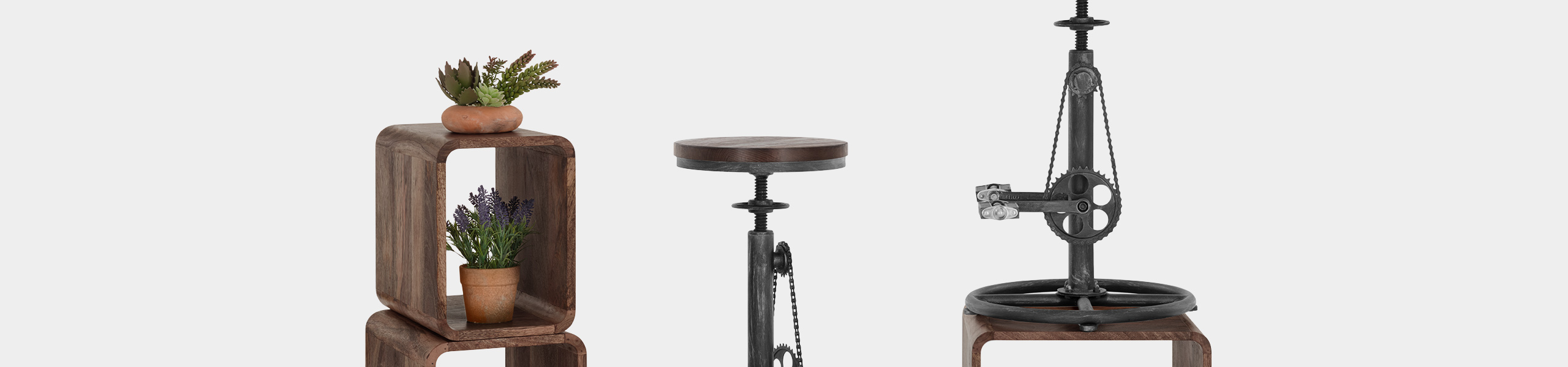 Pedal Stool Video Banner