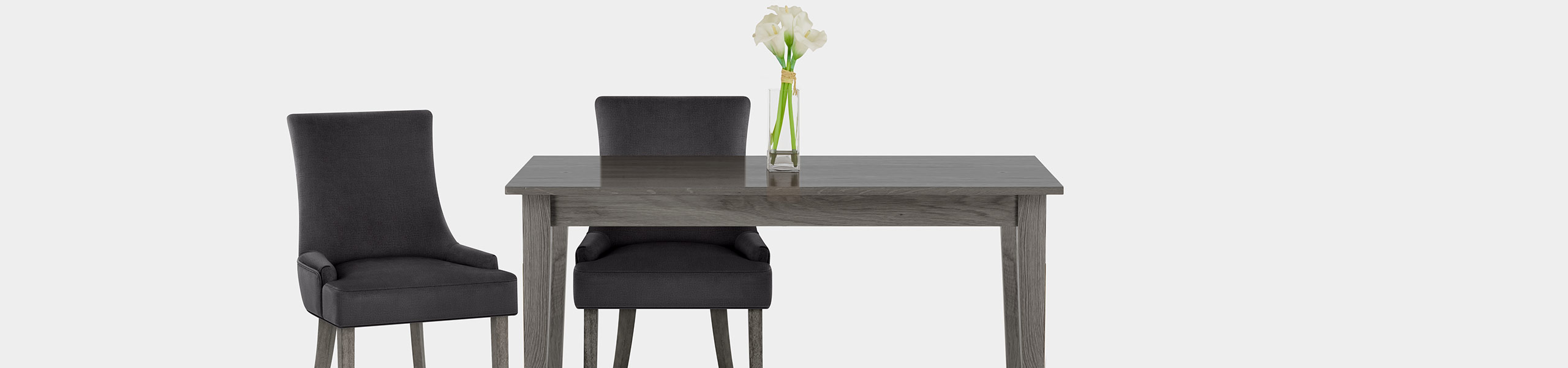 Richmond Grey Oak Chair Charcoal Fabric Video Banner