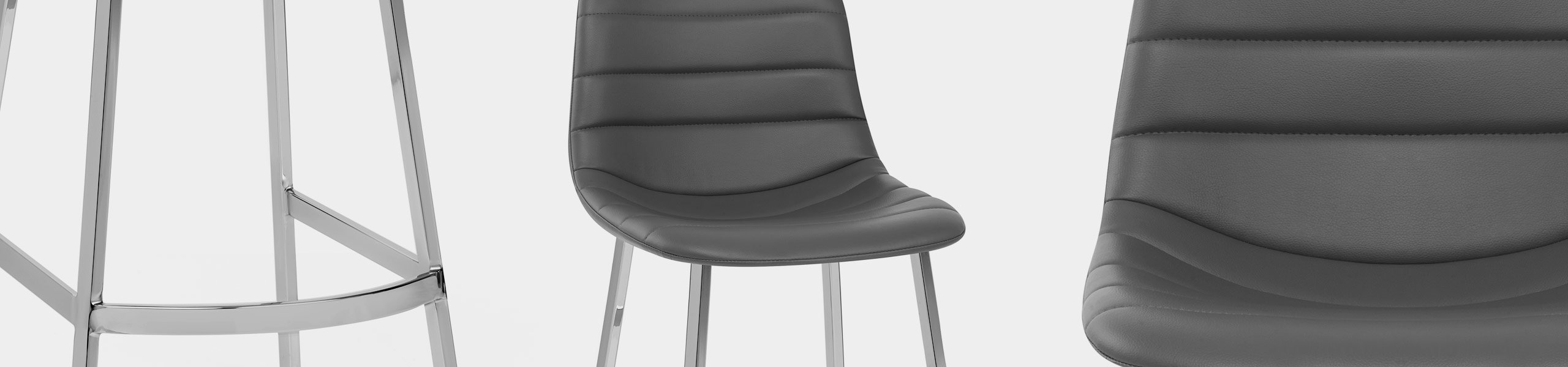 Scala Bar Stool Grey Video Banner