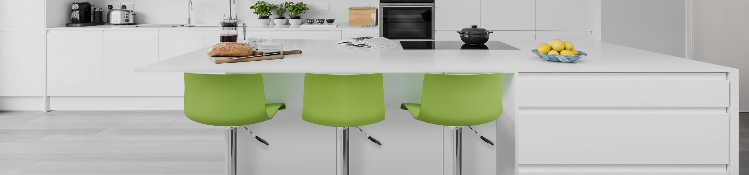 Serena Bar Stool Green Video Banner