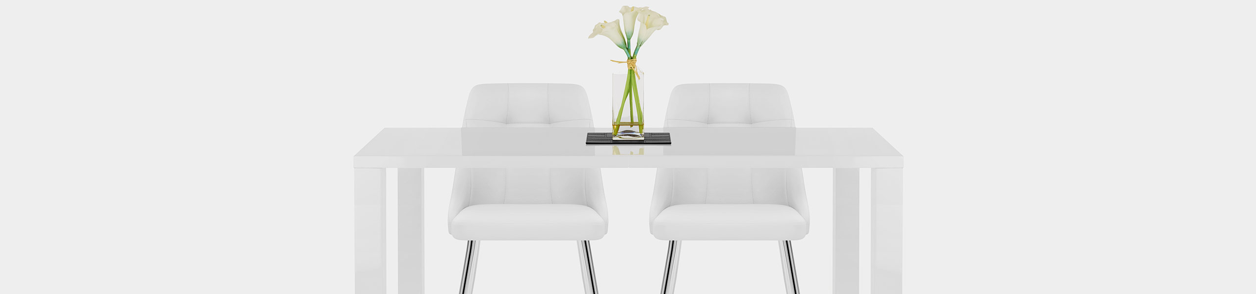 Shanghai Dining Chair White Video Banner
