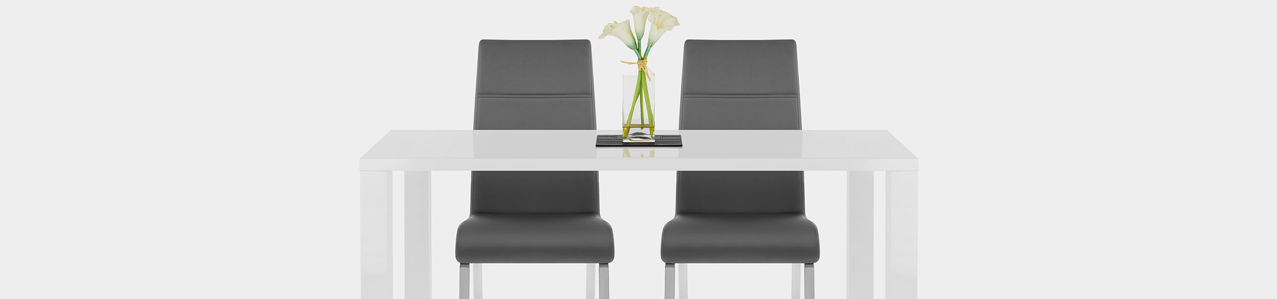 Sherman Dining Chair Grey Video Banner