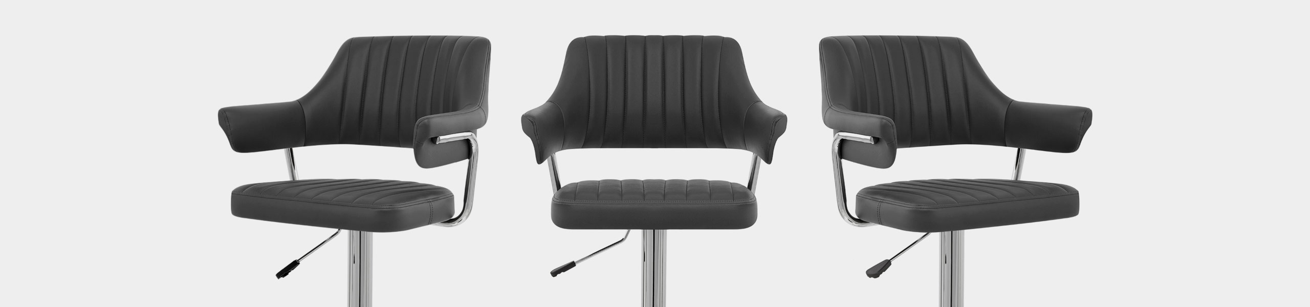 Skyline Bar Chair Black Video Banner