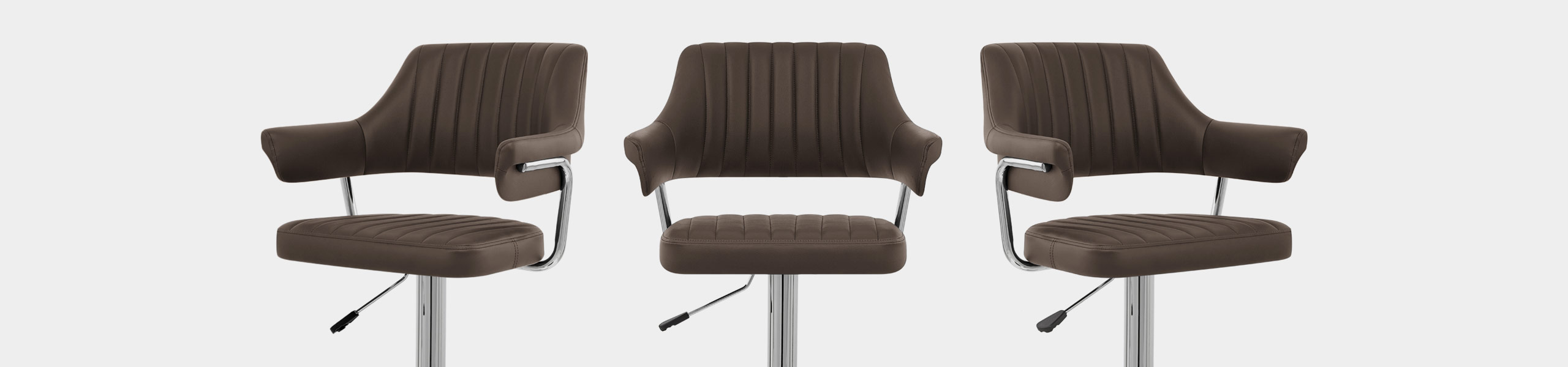 Skyline Bar Chair Brown Video Banner