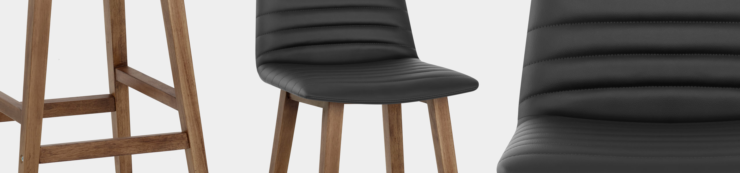 Spritz Wooden Stool Black Video Banner