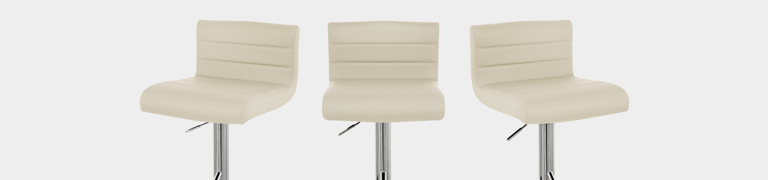 Style Bar Stool Cream Video Banner