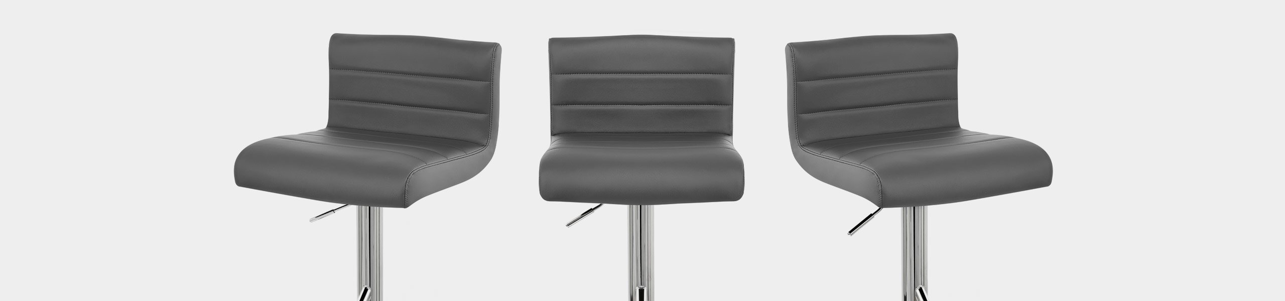 Style Bar Stool Grey Video Banner