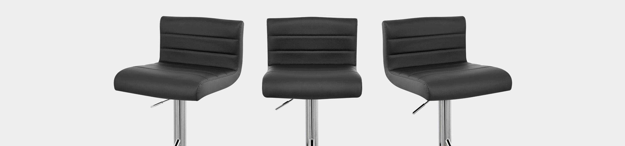 Style Bar Stool Black Video Banner