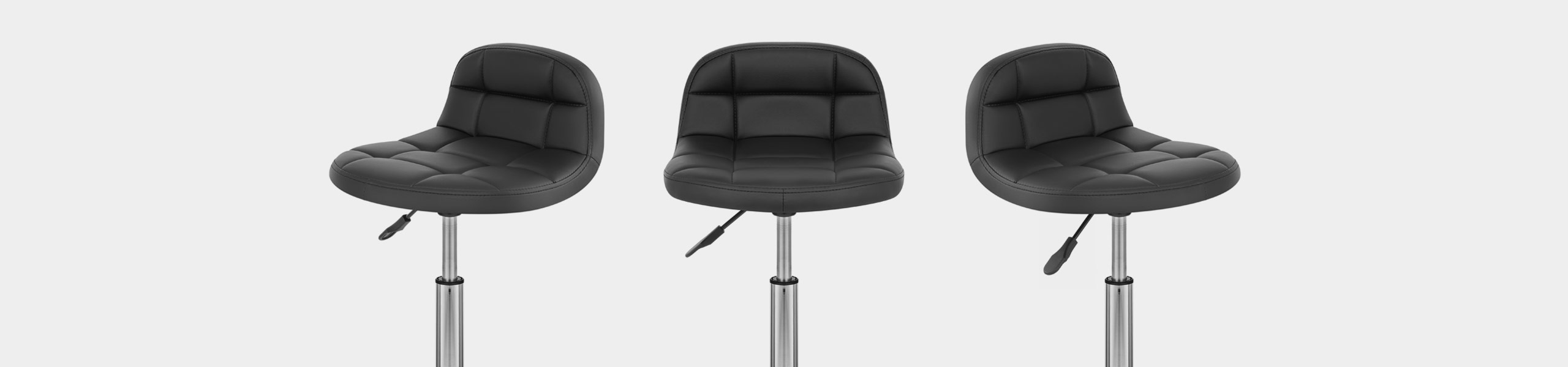 Summit Bar Stool Black Video Banner