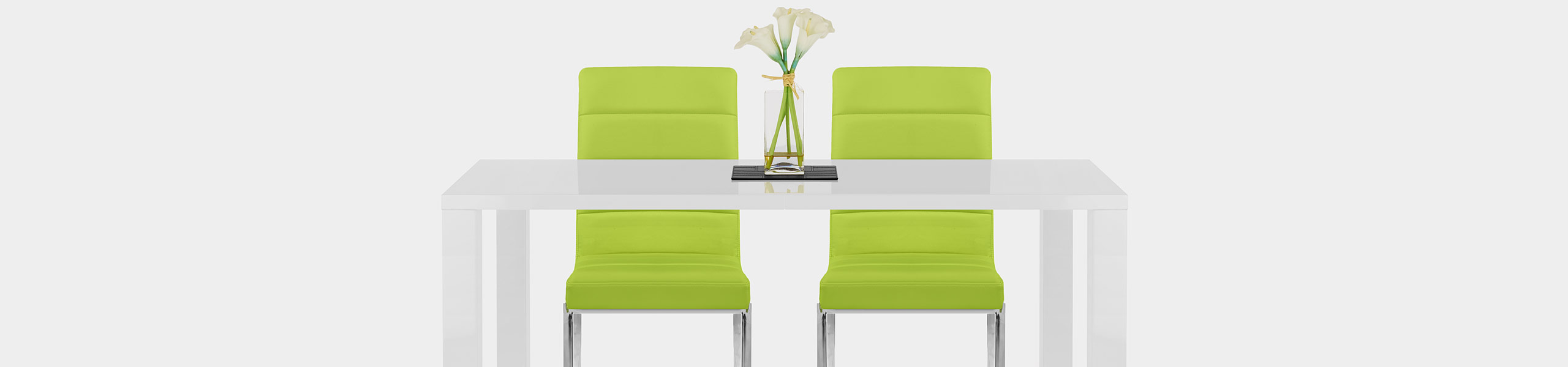 Taurus Dining Chair Green Video Banner