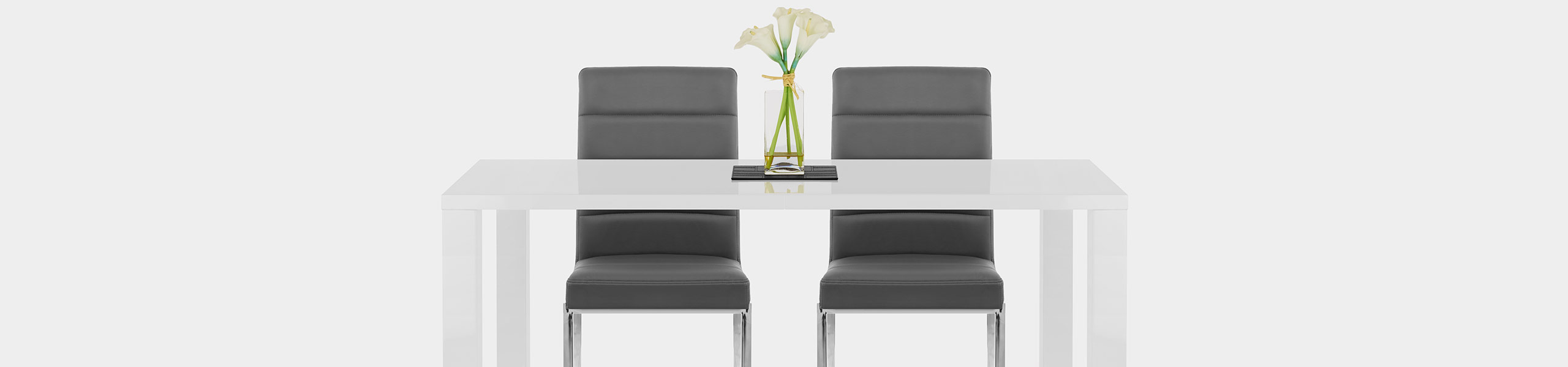 Taurus Dining Chair Grey Video Banner