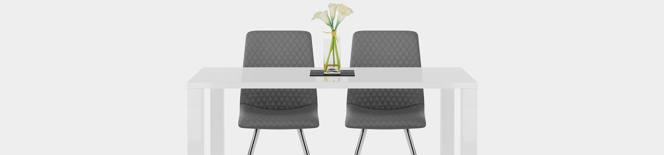 Trevi Dining Chair Charcoal Video Banner