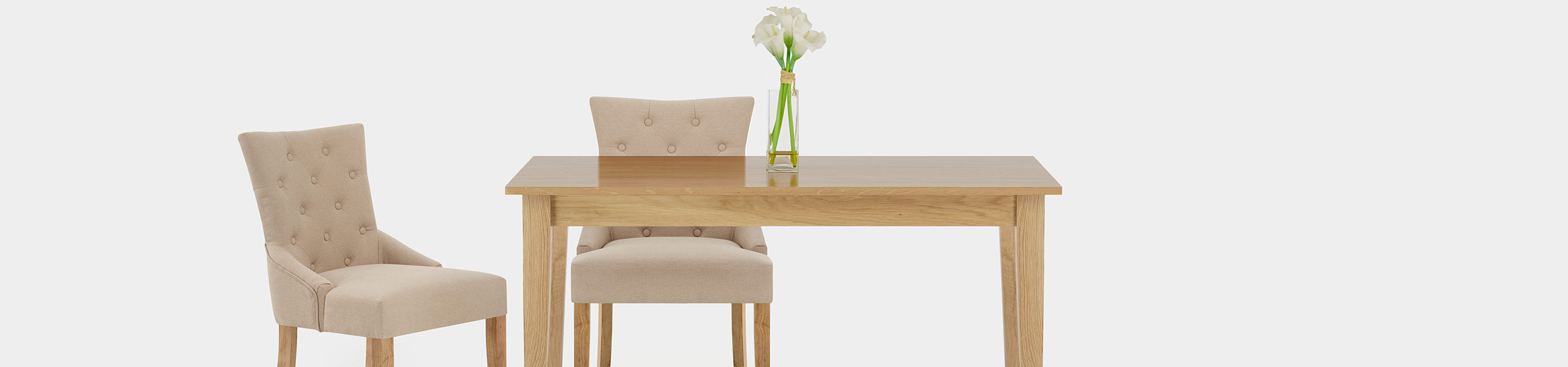 Verdi Chair Oak & Beige Video Banner