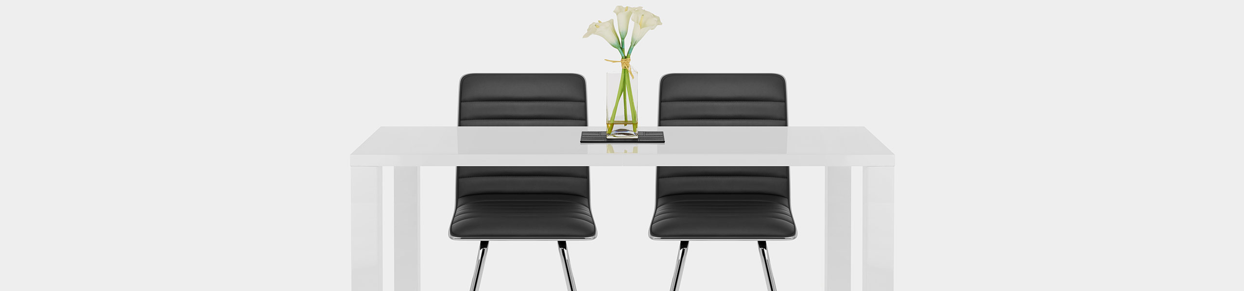 Vesta Dining Chair Black Video Banner