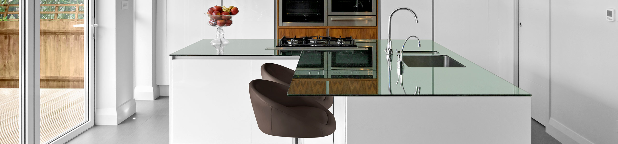 Zenith Real Leather Stool Brown Video Banner