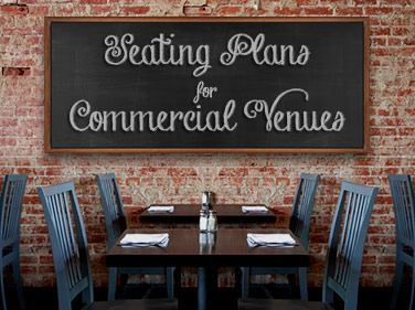 Creating A Seating Plan For A Commercial Venue