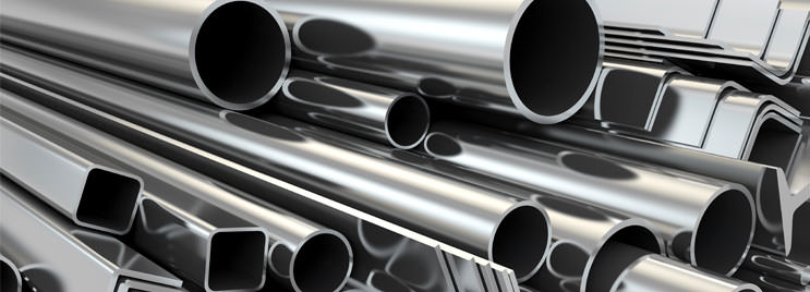 Shiny Polished Chrome Tubing for Furniture Construction